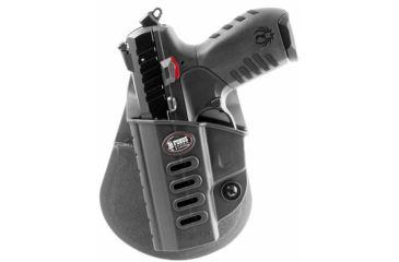 Fobus Ruger SR22 Evolution Belt Holster, Left Hand SR22LHBH