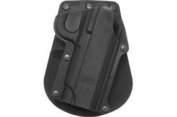 Fobus Standard Paddle Holster, Right Hand, Black, Colt .45 + 1911 Models C21