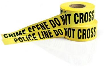 Forensics Source Crime Scene Barrier Tape, 10 Pack 3-5013-10