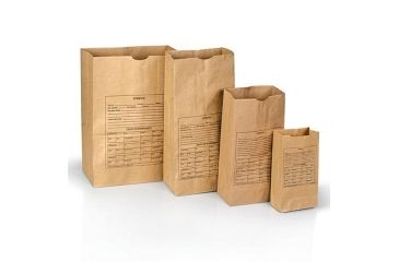 Forensics Source Paper Bags, Style 4, 100 Units FS-3-0021