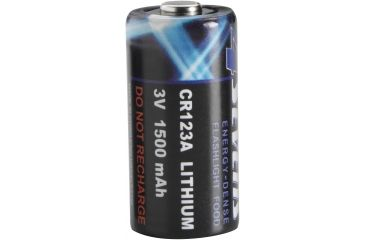 Foursevens Lithium CR123A Batteries UBA50
