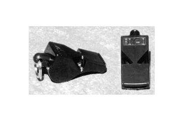 Fox 40 Fox 40 Plastic Whistle Black, Black 879523