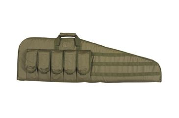 Fox Outdoor Advanced Rifle Assault Case 46in, Olive Drab 099598581206