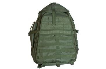 Fox Outdoor Ambidextrous Teardrop Tactical Sling Pack, Olive Drab 099598566302