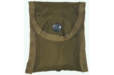 Fox Outdoor Compass Pouch Nylon, Olive Drab 099598572006
