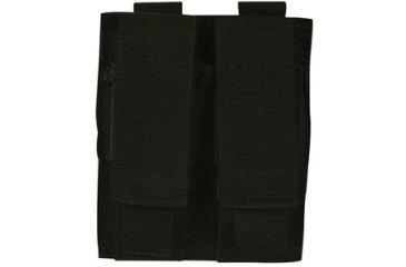 Fox Outdoor Dual Pistol Mag Pouch, Black 099598575526