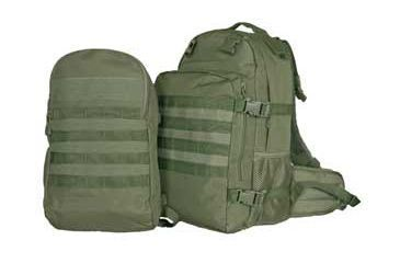 Fox Outdoor Dual Tactical Pack System, Olive Drab 099598563400