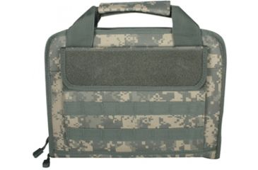 Fox Outdoor Dual Tactical Pistol Case, Army Digital 099598553074