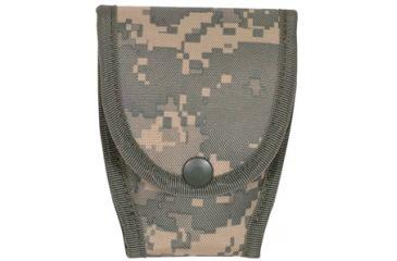 Fox Outdoor Duty Handcuff Case - Single, Army Digital 099598547875