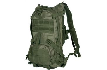 Fox Outdoor Elite Excursionary Hydration Pack, Olive Drab 099598562601