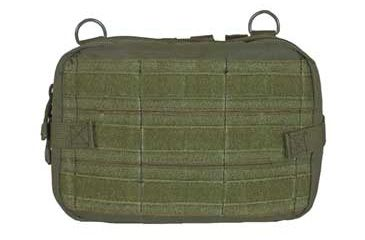 Fox Outdoor Enhanced Multi-Field Tool and Accessory Pouch, Olive Drab 099598563806