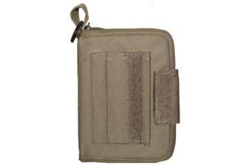 Fox Outdoor Field Notebook/Organizer Case 9in, Coyote 099598519803