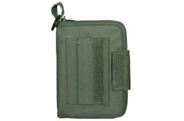 Fox Outdoor Field Notebook/Organizer Case 9in, Olive Drab 099598519001