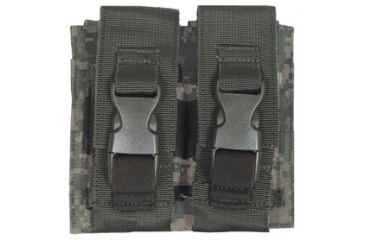 Fox Outdoor Flash Bang Pouch - Double, Army Digital 099598578725