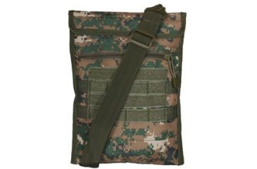 Fox Outdoor Go Anywhere Tactical OTS Tablet Case, Digital Woodland 099598564032