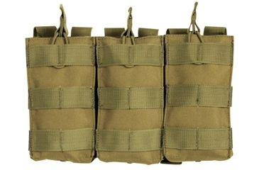 Fox Outdoor M4 90-Round Quick Deploy Pouch, Coyote 0995985668825