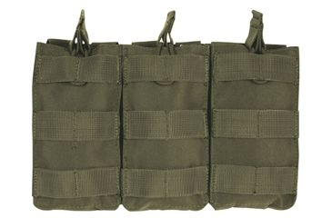 Fox Outdoor M4 90-Round Quick Deploy Pouch, Olive Drab 099598566036