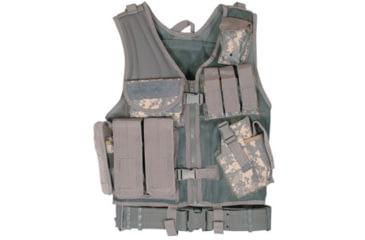 Fox Outdoor MACH-1 Tactical Vest, Army Digital 099598652746