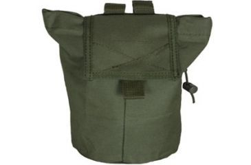 Fox Outdoor Micro Dump/Ammo Pouch, Olive Drab 099598566500