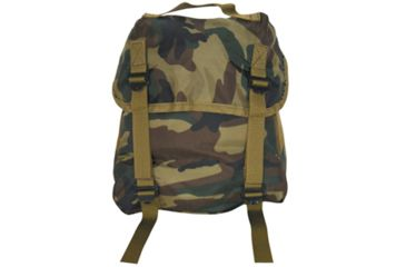 Fox Outdoor Military Butt Pack, Woodland Camo 099598542931