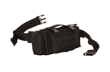 Fox Outdoor Modular Deployment Bag, Black 099598564100