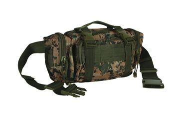 Fox Outdoor Modular Deployment Bag, Digital Woodland 099598564131