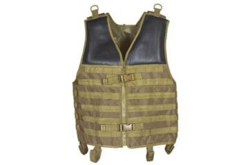 Fox Outdoor Modular Tactical Vest, Coyote 099598652982