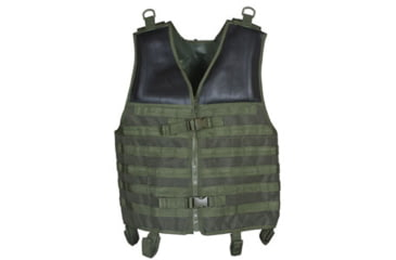 Fox Outdoor Modular Tactical Vest, Olive Drab 099598652906