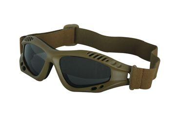 Fox Outdoor Mojave Goggle, Coyote 099598854089