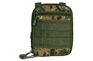 Fox Outdoor Multi-Field Tool and Accessory Pouch, Digital Woodland 099598562830