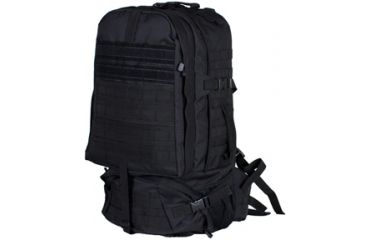 Fox Outdoor Recon Stealth Pack, Black 099598565411