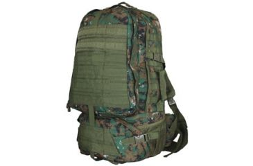 Fox Outdoor Recon Stealth Pack, Digital Woodland 099598565435
