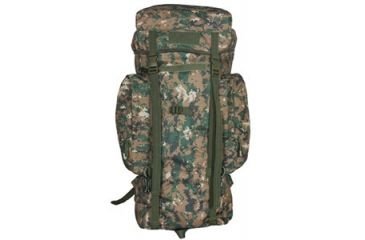 Fox Outdoor Rio Grande 75 L, Digital Woodland 099598543754