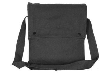 Fox Outdoor Satchel Shoulder Bag, Black 099598428419