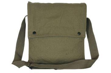 Fox Outdoor Satchel Shoulder Bag, Olive Drab 099598428402