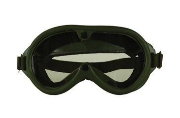 Fox Outdoor Sun, Dust and Wind Goggles, Olive Drab 099598902964