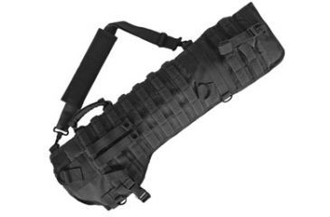 Fox Outdoor Tactical Assault Rifle Scabbard, Black 099598584412