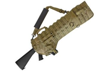 Fox Outdoor Tactical Assault Rifle Scabbard, Coyote 099598014483
