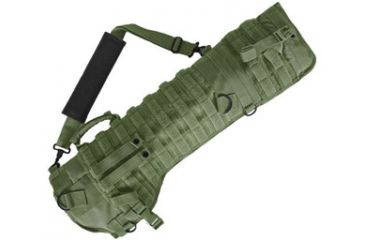 Fox Outdoor Tactical Assault Rifle Scabbard, Olive Drab 099598014407