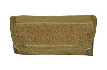 Fox Outdoor Tactical Shotgun Ammo Pouch, Coyote 099598563288