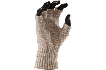 Fox River Mid-Weight Ragg Glove, Brown Tweed, Medium 527844