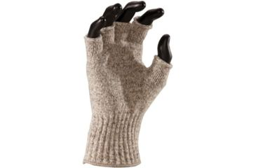 Fox River Mid-Weight Ragg Glove, Brown Tweed, Small 527843