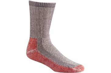 Fox River Trailhead Merino Sock, Charcoal, Large 601249