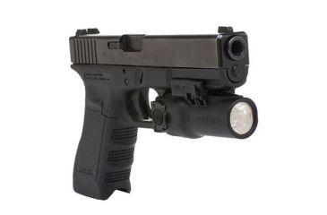 FoxFury AWL-P Amphibious LED Pistol Light, Black 700-200