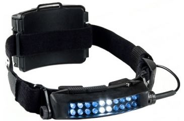 FoxFury Command Stealth Mil-Tac Headlamp 420-310