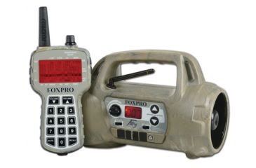 FoxPro Fury GX7 With 100 Sounds and the TX-500 Remote