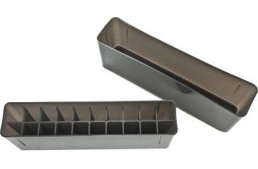 Frankford Arsenal .243-.308 Caliber Ammo Box, #209 - 20 Count, Gray 351167