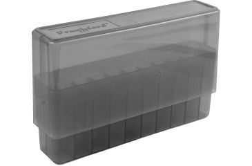 Frankford Arsenal Belted Magnum Ammo Box, #211 - 20 Count, Gray 227289