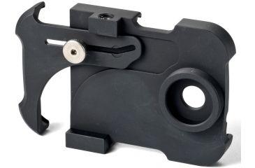 Fraser Optics iPhone 4/4S Optics Adapter Case, Black Aluminum, Stow 001297