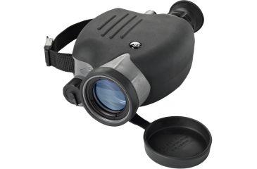 Fraser Optics Stedi-Eye Monolite Law Enforcement Monocular w/ Pouch, Reticle 07002-800-1-PL